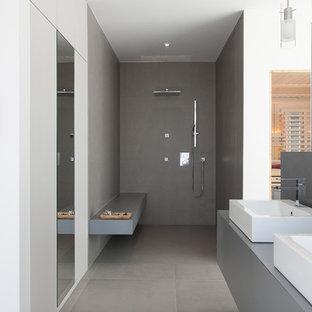 Bodengleiche Dusche Ideen Bilder Houzz