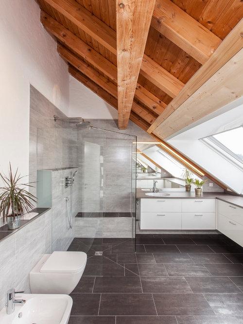 Moderne Badezimmer - Design-Ideen & Beispiele für die Badgestaltung