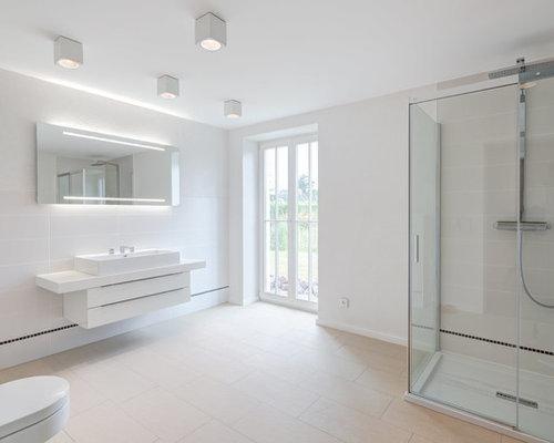 Salle d eau moderne hanovre photos et idées déco de salles d eau