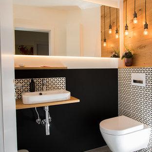 Modernes Badezimmer in Sonstige