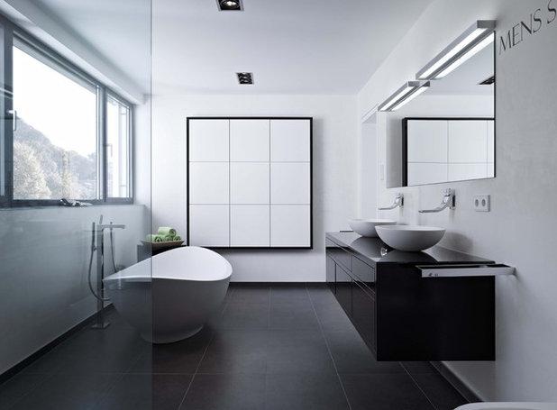 Modern Badezimmer by Leicht Küchen AG