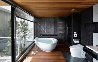 20 Ways to Design an Asian-Style Bathroom