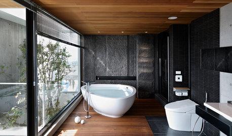 20 Inspiring Asian-Style Bathrooms