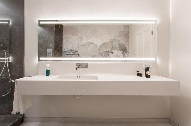 Eklektisch Badezimmer by Arzu Kartal Interior Design