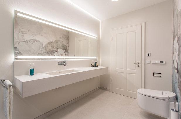 Klassisch modern Badezimmer by Arzu Kartal Interior Design