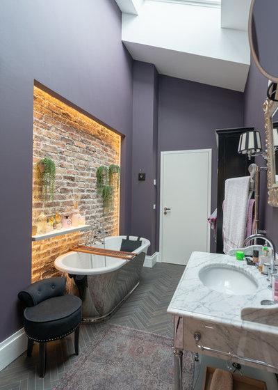 Modern Badezimmer by Uth home