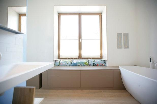 Modern Badezimmer by RADIUSplus