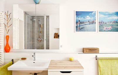 A Dozen Summery Touches for the Bath