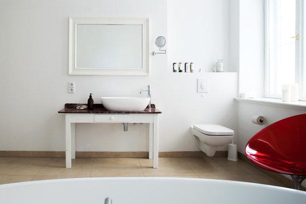Eklektisch Badezimmer By Luca Girardini   Photos