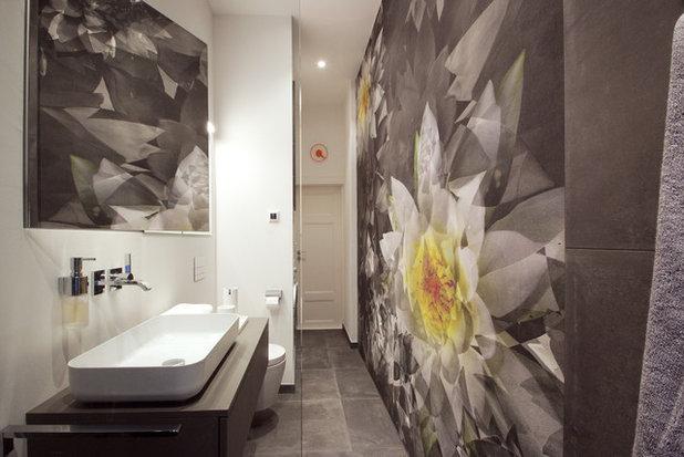 Modern Badezimmer by Goldmann Badmanufaktur