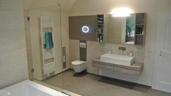 Umbau Badezimmer EFH 2013