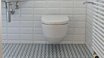 Umbau eines Badezimmers