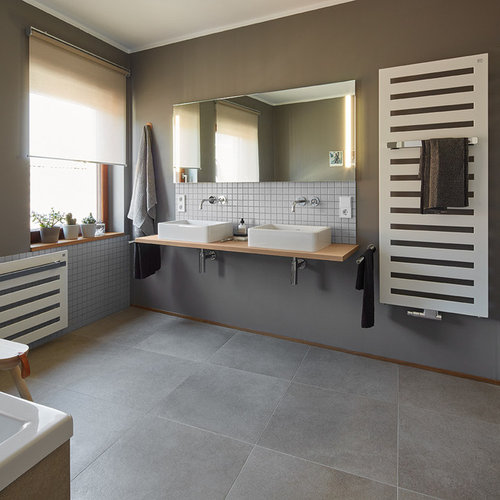 Salle de bain contemporaine Bonn : Photos et idées déco de ...