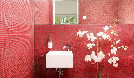 ¿Dos lavabos en el baño o solo uno? Descubre qué te conviene más