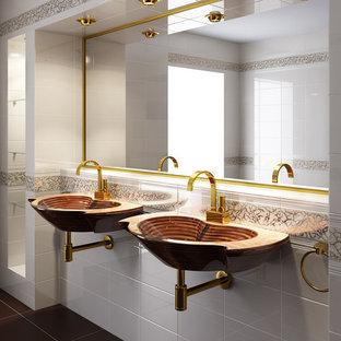 Ideas para cuartos de baño | Fotos de cuartos de baño con baldosas y ...