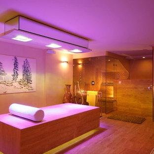 Foto di una stanza da bagno contemporanea