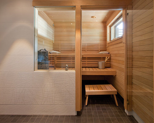 best scandinavian sauna design ideas remodel pictures houzz - Sauna Design Ideas