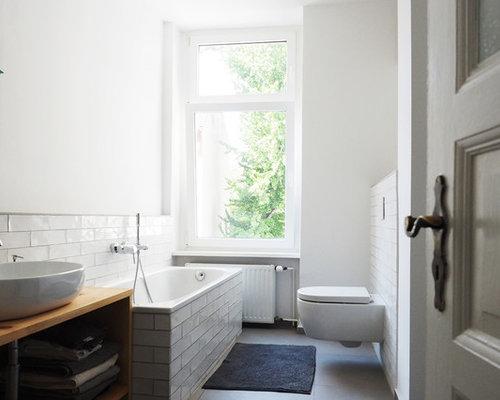 Kleine Klassische Badezimmer Ideen, Design & Bilder | Houzz