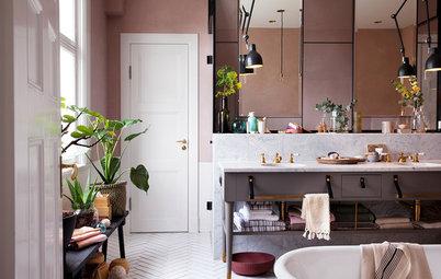 8 ideas deco para conseguir que el cuarto de baño parezca 'de revista'