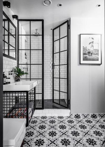 Bathroom By Vallonia