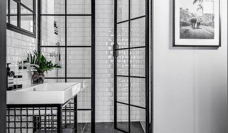 Best of the Week: 38 Black-and-White Bathrooms Worldwide