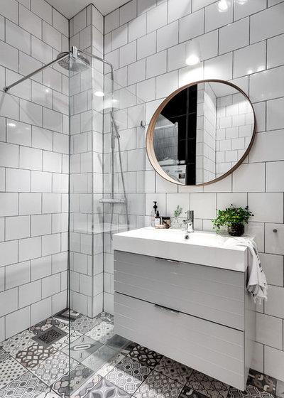 Scandinavian Bathroom by Alexander White