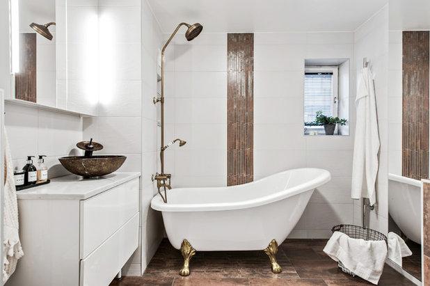 Contemporary Bathroom by Bjurfors Göteborg