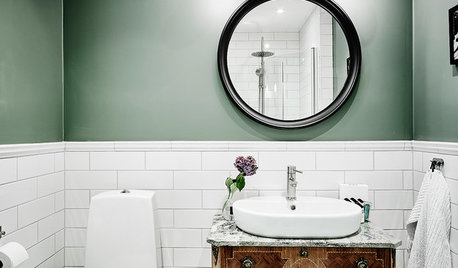 8 små badeværelser med stor wow-effekt