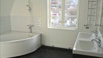 Inspiration badrumsrenovering