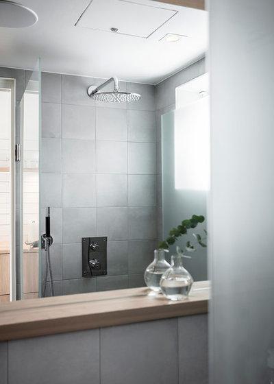Skandinavisch Badezimmer by Studio A3