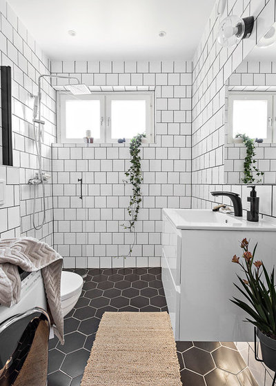 Skandinavisk Badrum by Wida Design