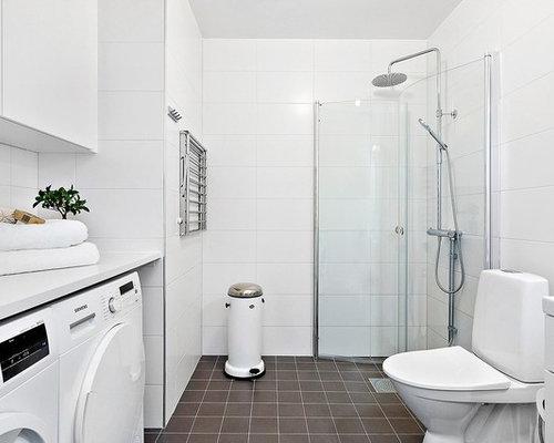 Takbelysning Dusch : Foton och badrumsinspiration för stora badrum med en öppen dusch