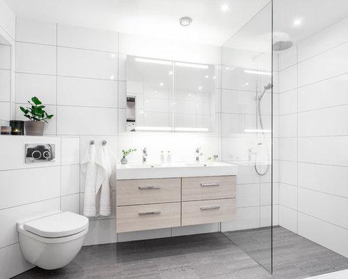 Badrum badrum modernt : Foton och badrumsinspiration för moderna badrum, med en ...