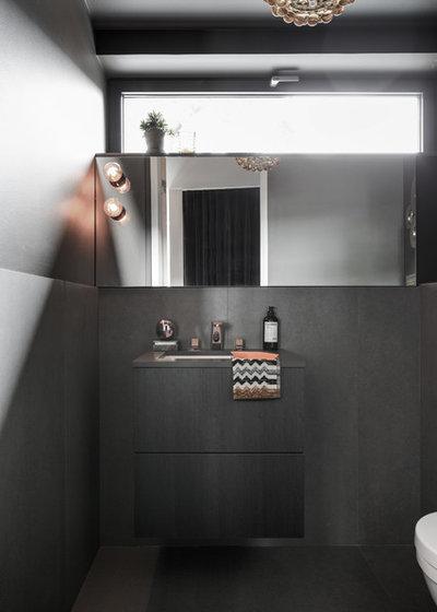 Moderne Badeværelse by Markus Linderoth  / Dancingcameras.com