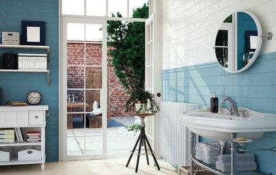 9 tjekkede tips: Pep badeværelset op – uden en dyr renovering