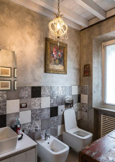 Classico Bagno di Servizio by Studio Pinelli