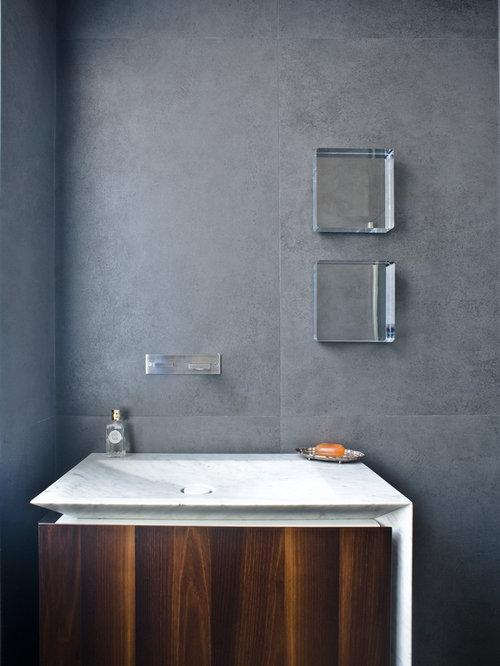 Foto e idee per bagni di servizio bagno di servizio for Foto bagni minimal