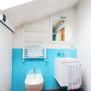Туалет и биде в интерьере