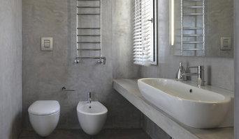 Rivestimento pareti e pavimento con resina cementizia