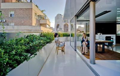 Antes y después: El increíble cambio de un ático en Murcia