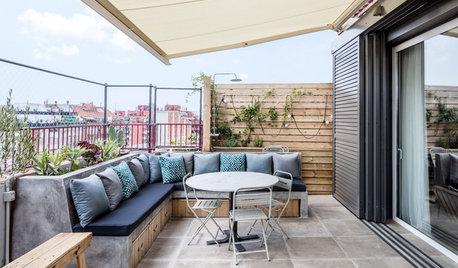 Renueva el suelo de la terraza: Materiales y precios