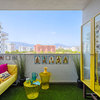 Style Inspiration from Small Balconies Around the World
