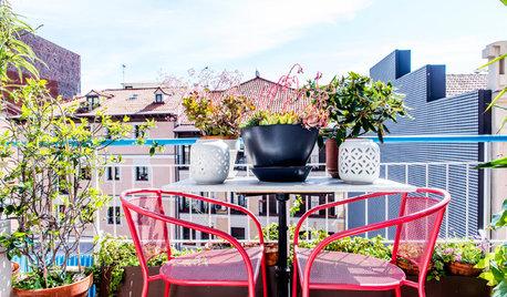 Photothèque : 35 balcons urbains font entrer la nature en ville