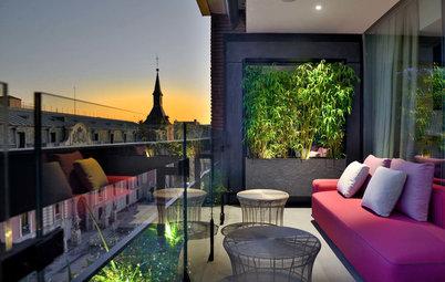 Kleine Fluchten: Türen auf! 29 herrliche Balkone