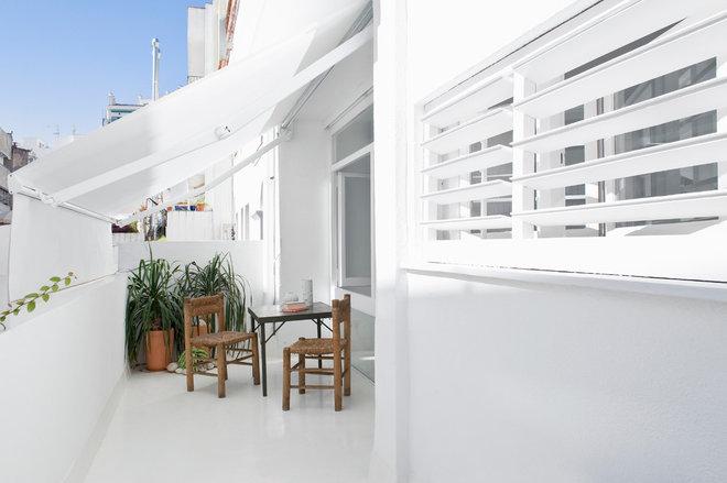 Современный Балкон и лоджия by CaSA - Colombo and Serboli Architecture