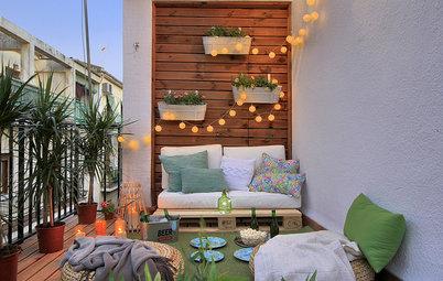 Sehenswerte Fassaden: 11 Ideen für Terrassenwände