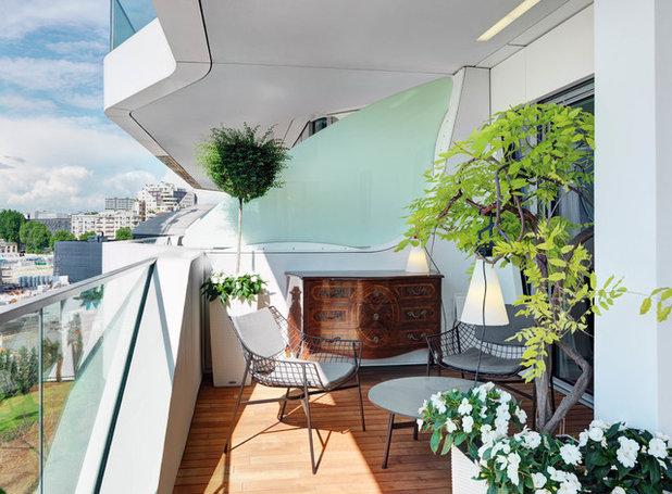 Contemporain Balcon by Studio Marco Piva