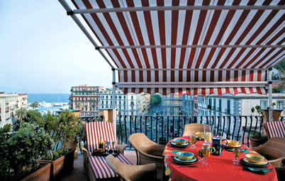 7 Super Stylish Ways to Shade Your Balcony