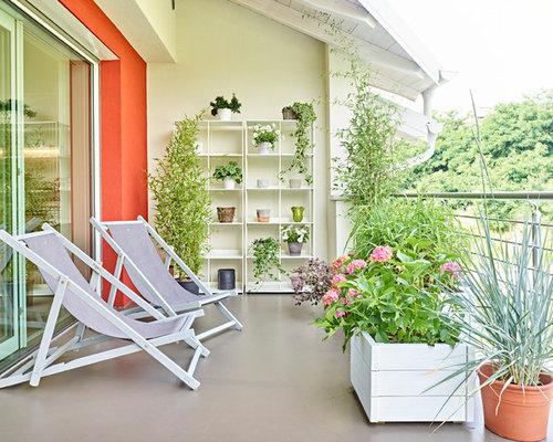 Giardino sul terrazzo - Foto e idee | Houzz