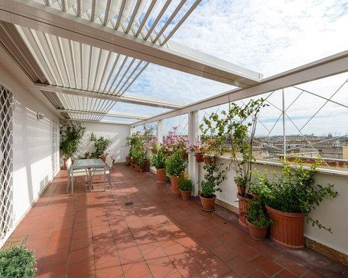 Balconi Piccoli Arredati : Terrazzo arredato foto e idee houzz